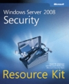 book cover - Windows Server 2008 Security Resource Kit