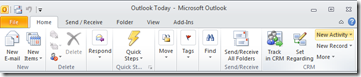 CRM Outlook client post-RU11