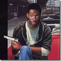 Beverly Hills Cop film poster